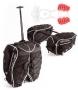 SPINEXX Alforjas Laterales (convertible maleta)